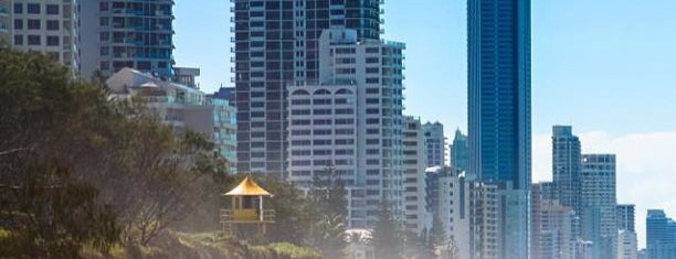 Broadbeach Beach is one of plages.