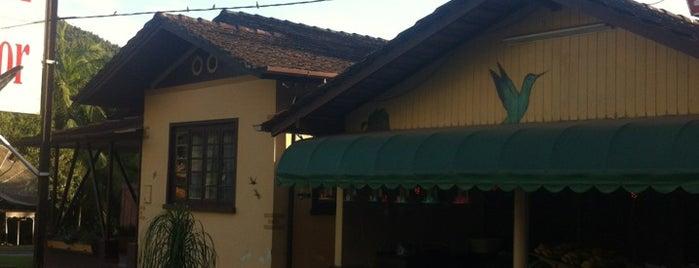 Parada Beija Flor is one of สถานที่ที่ Gabriel ถูกใจ.