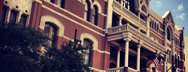 The Driskill is one of Fave Hotels & Resorts.