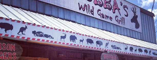 Wild Bubba's Wild Game Grill is one of ATXPlaces2GO/Things2DO.