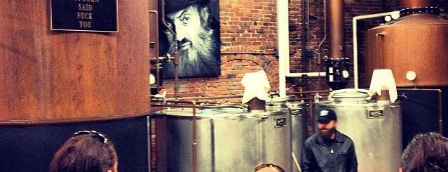 Popcorn Sutton Distillery is one of Nashville.