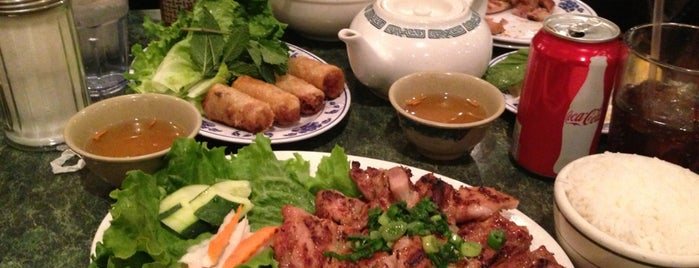 Nam Son Vietnamese Restaurant is one of New York City.