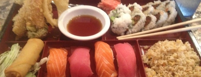Sushi House is one of Posti che sono piaciuti a Claudia.