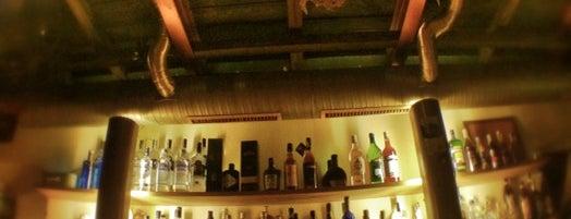 V sedmém nebi is one of prazsky bary / bars in prague.