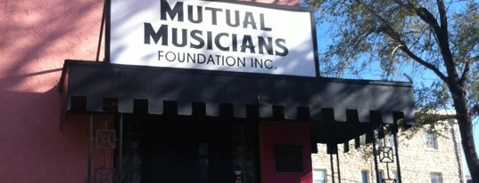 Mutual Musicians Foundation is one of Lonely Planet's Must Hit List in #KC.