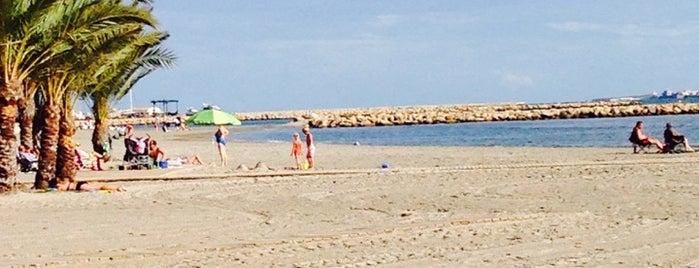 Playa de Levante / Los Curros is one of Lugares favoritos de Wendy.