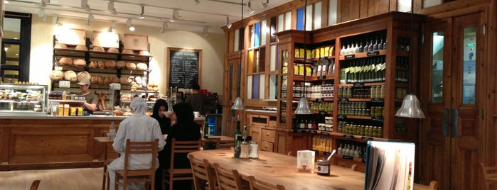 Le Pain Quotidien is one of Dubai Food.