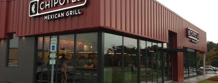 Chipotle Mexican Grill is one of Orte, die Mandy gefallen.
