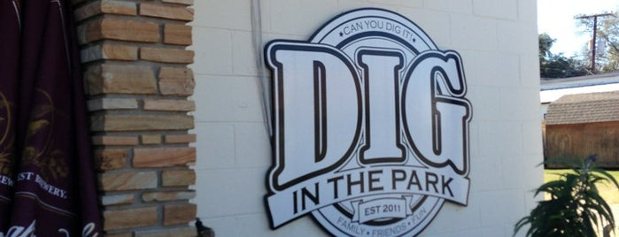 DIG In The Park is one of Charleston.