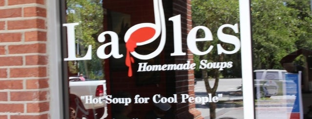 Ladles Homemade Soups is one of Orte, die West gefallen.