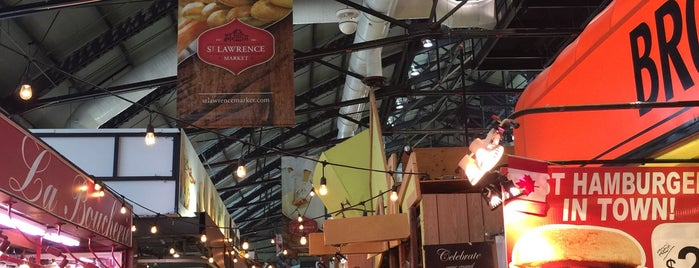 St. Lawrence Market (South Building) is one of The 6.