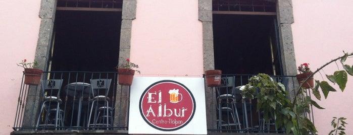 El albur is one of Locais salvos de Latika.