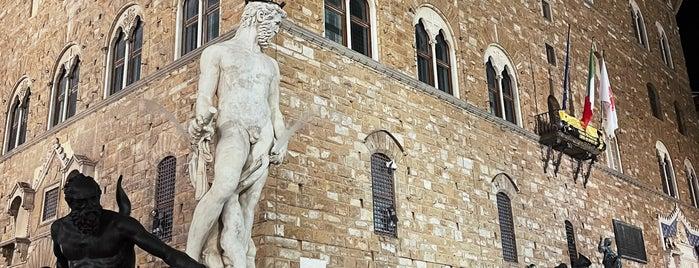 Torre del Palazzo Vecchio is one of Italia.
