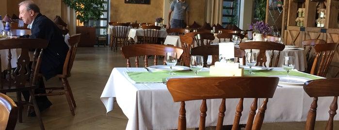 Tsirani Home-Restaurant is one of Tempat yang Disukai Alex.