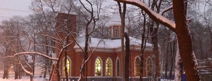 Церковь Рождества Иоанна Предтечи is one of Православный Петербург/Orthodox Church in St. Pete.