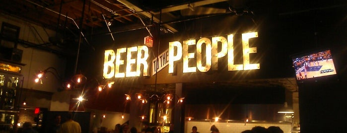 Bittercreek Ale House is one of A State-by-State Guide to 2015's Most Popular Bars.