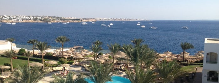 Coral Beach Rotana Resort Tiran is one of Sharm.