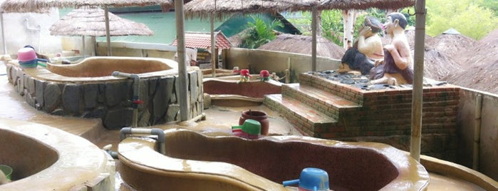 Thap Ba Hot Springs is one of Highlights from Vietnam.