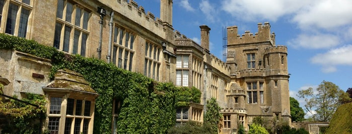 Sudeley Castle is one of Orte, die Carl gefallen.