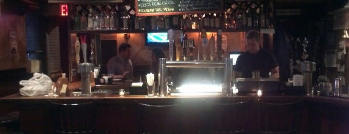 The Stag's Head is one of NYC Craft Beer Week 2011.