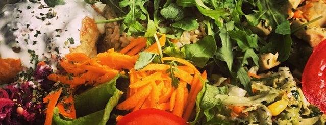 Oásis is one of Vegetarians.