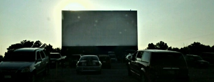 Winchester Drive-In Theater is one of Places To Go / Things To Do.