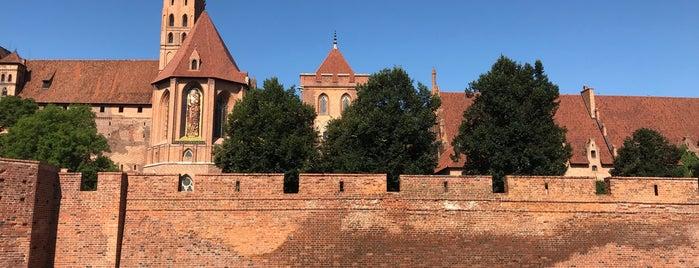 Ordensburg Marienburg is one of Paolo'nun Beğendiği Mekanlar.