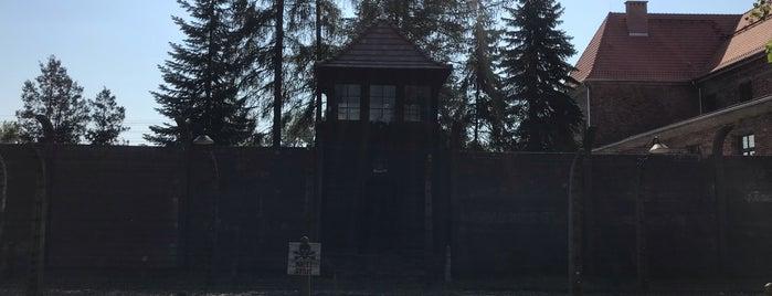 Miejsce Pamięci i Muzeum Auschwitz-Birkenau is one of Paolo'nun Beğendiği Mekanlar.