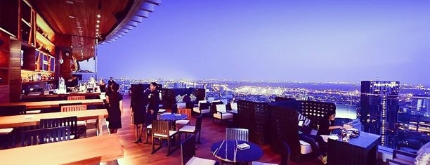 Octave Rooftop Lounge & Bar is one of Bangkok To Do.