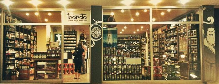 Bordo Şarap ve İçki Mağazası is one of Bakılacaklar.