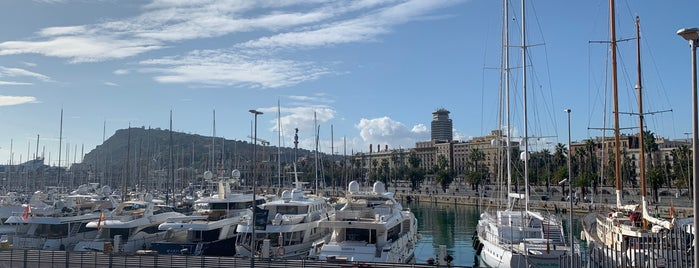 Port Vell is one of Posti che sono piaciuti a 83.