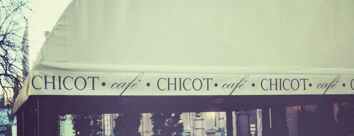 Cafe Chicot is one of Бизнес ланчи в Киеве. Business lunches in Kyiv.
