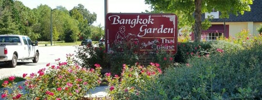 Bangkok Garden is one of Lugares favoritos de Bianca.