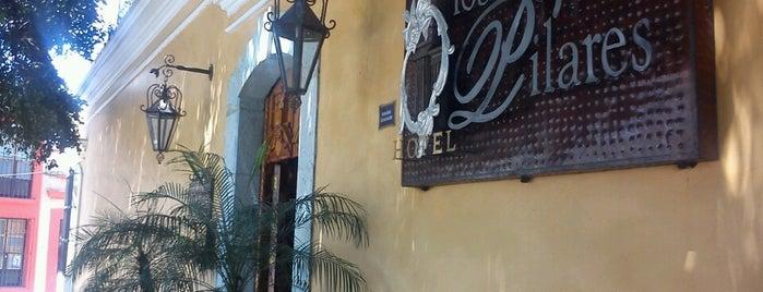 Hostal los Pilares is one of Esther 님이 좋아한 장소.