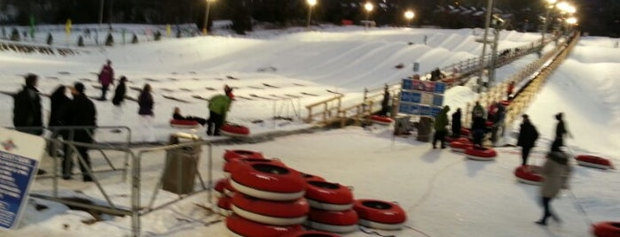 Drop Zone Tubing Park is one of Saturday adventures.