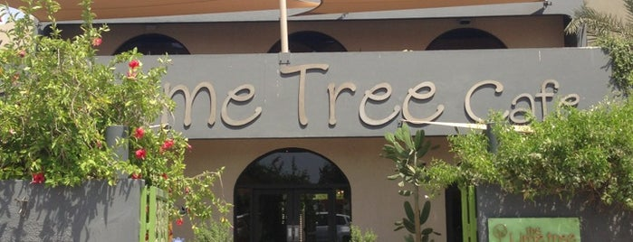 Lime Tree Cafe is one of Dubai's very best Places = P.Favs.