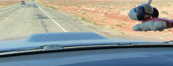 Arizona / Utah State Line is one of Heaven Places.