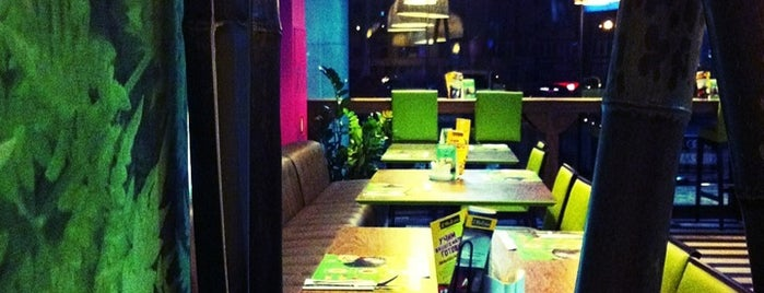 Wok Cafe is one of Lieux qui ont plu à Евгений.