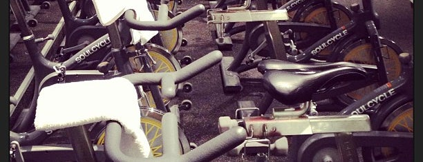 SoulCycle East 83rd is one of Lugares favoritos de Karen.