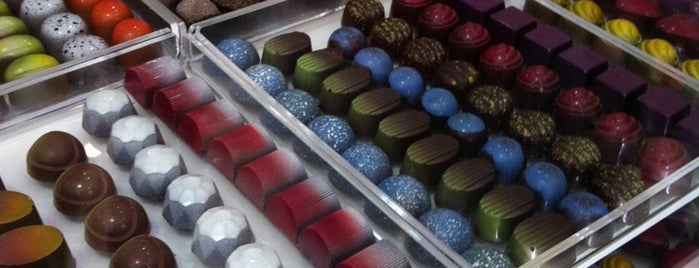 Christophe Artisan Chocolatier is one of South Carolina.