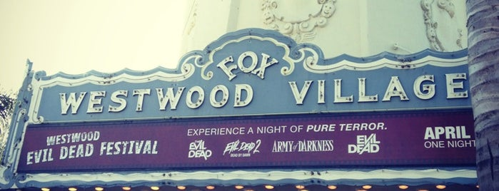 Village Theatre Westwood is one of Favorite L.A. Spots.