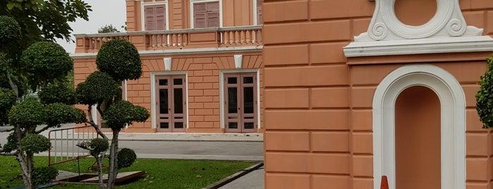 Saran Rom Palace is one of Around Bangkok | ตะลอนทัวร์รอบกรุงฯ.