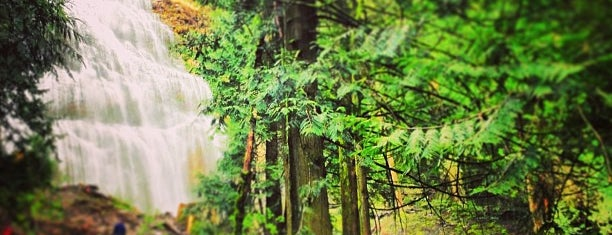 Bridal Veil Falls is one of A Guide to Vancouver (& suburbia).