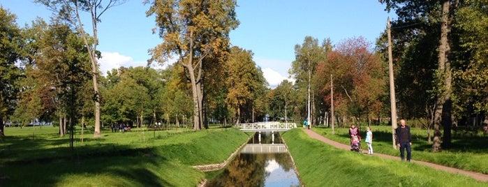 Парк «Александрия» is one of Питер.