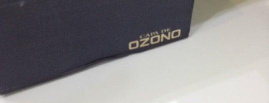 Capa De Ozono is one of Posti che sono piaciuti a Emilio.