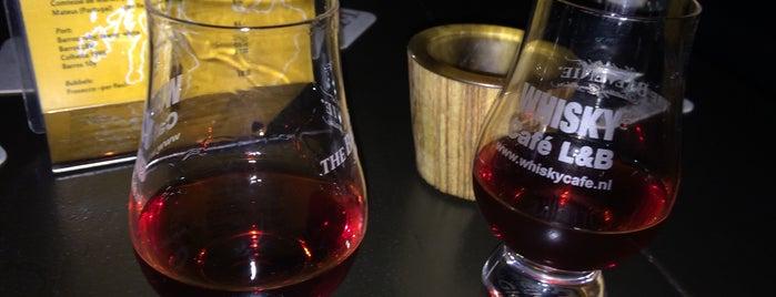 Whisky Café L&B is one of Orte, die Roberto gefallen.