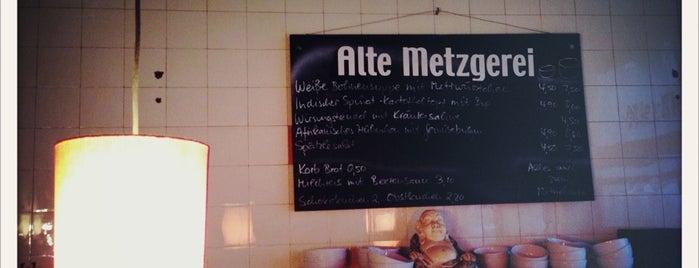 Alte Metzgerei is one of The List:Dusseldorf.