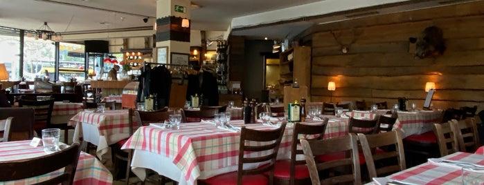 Francucci's is one of Lieux sauvegardés par miru.
