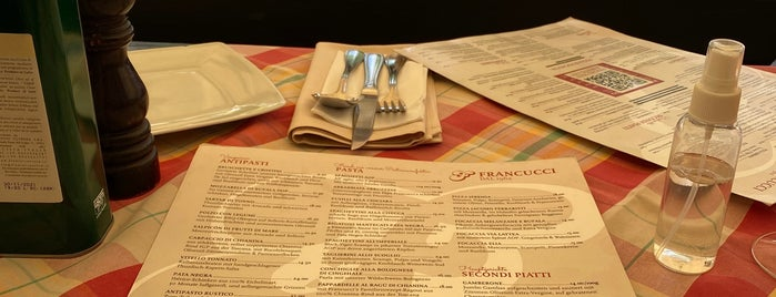 Francucci's is one of Berlin Tips.