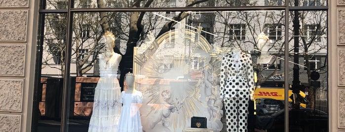 Dolce & Gabbana is one of Dolce & Gabbana take Berlin.